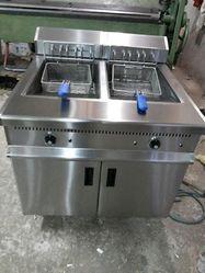 Deep Fat Fryer Double Tank
