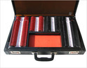 Trial Lens Set Illuminated Leather Case