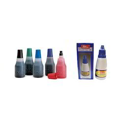 Stamp Ink Refill, Packaging Type: Plastic Bottle