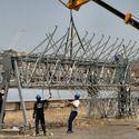 Power Plants Erection