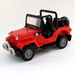 Mahindra Classic Toy Jeeps