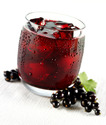 Sparkling Black Currant Flavoured Water