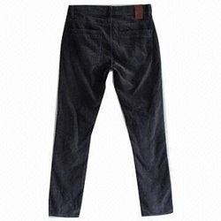 Cotton Mens Trouser