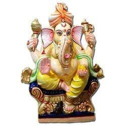 Eco Friendly Ganesha Statue