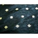 Dark Blue Tibetan Brocades
