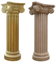 Decorative GRC Column