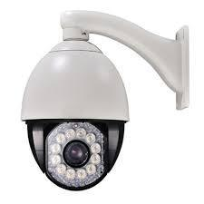 IR IP High Speed Dome Camera