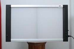 LED X-Ray Lobby Double Panel