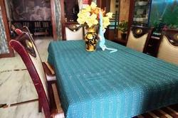 Kantha Table Cover