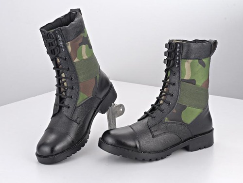 Military Boots Dms Long Camouflage Wholesaler From Delhi