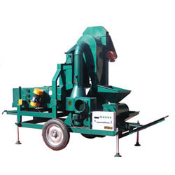 Seed Cleaner and Grader Machine