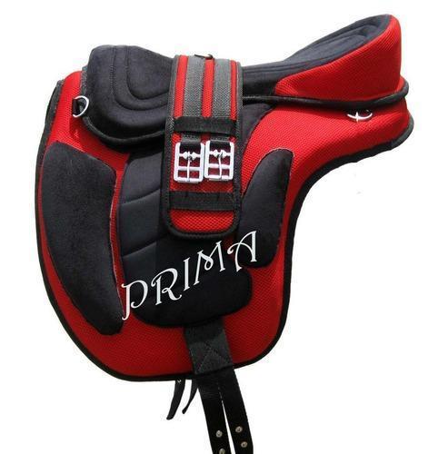 Synthetic Treeless Saddle FreeMax saddle - Prima International