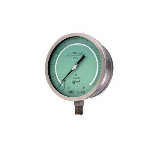 Pressure Gauges - Differential Diaphragm Pressure Gauges