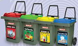 Bio Medical Dust Bin