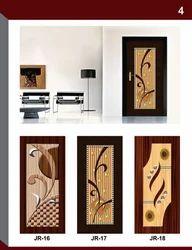 Micro Coating Door Paper Print
