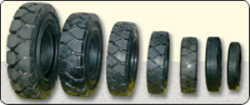 Diesel Forklift Tyres