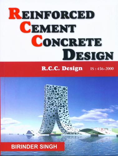 Book reinforced cement concrete