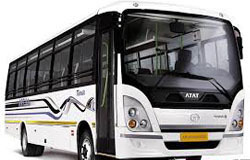 Non Ac Bus Rental Services