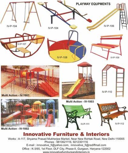 Playground Equipments Play Way Equipment Manufacturer