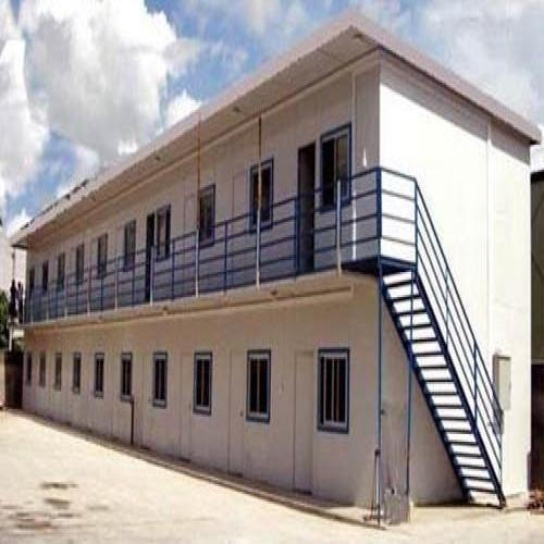 Prefabricated Double Storage Houses
