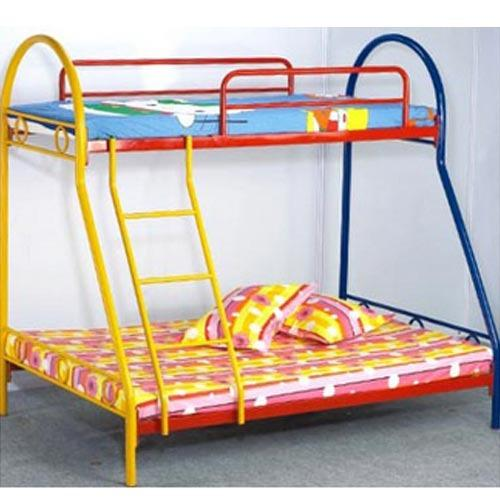 Steel Double Bunk Bed Size 1950 X 900 X 1900 Mm Rs 12500 Piece