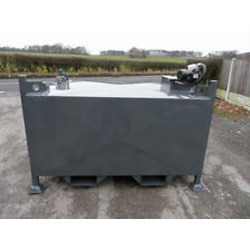 Generator Oil Tank