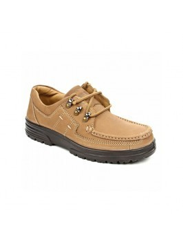 Windsor Men' s Camel Casual Lacing Shoes