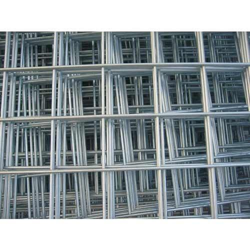 SS Welded Mesh, Size: 2.5 Mm - 8.0 Mm