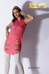 Styling Indo Western Designer Tunic Kurti