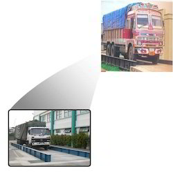 Heavy Duty Weighbridge For Transport