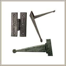 Hand Forged Hinge