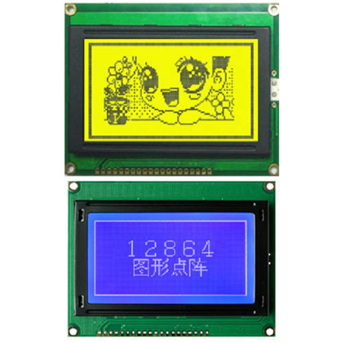 Graphic LCD Display Modules - 122 x 32 Dots Graphic LCD Display