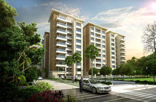 Sobha Limited Residential Apartments In Bangalore