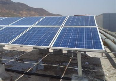 Rooftop Solar Panel Mounting Structure Roof Top Solar