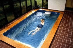 Exercise Swimming Pools