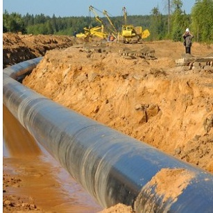 Gas Pipeline Construction Service in Turbhe, Navi Mumbai, Narmada
