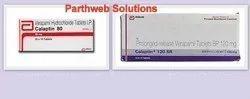 Calaptin, Calaptin SR (Verapamil Tablets)
