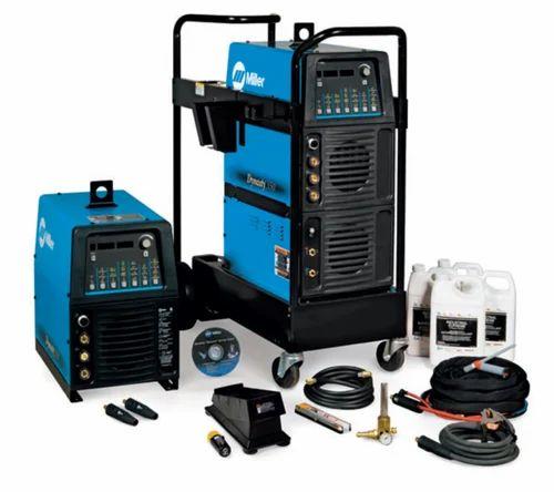 Miller Tig Welder For Sale >> Miller Ac Dc Tig Welding Inverter Supertech Services Pvt