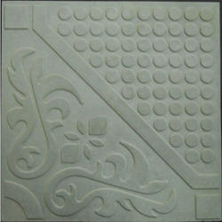 Cement Reflective Tiles