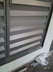 Louvers in ACP