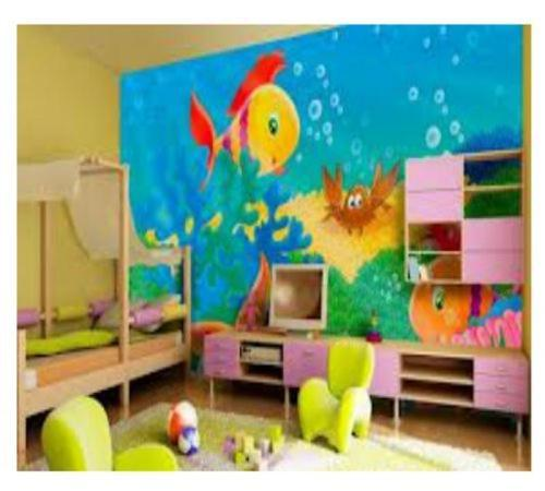 Kids Room Paint: Kids Room Painting Wholesale Trader From