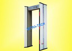 Multi Zone Door Frame Metal Detector Ultra -RE-MP-III - Plus