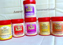 Synthetic Food Color Powder
