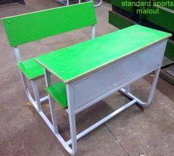 Dual Desk Green Shade