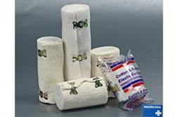 Cotton Rubber Elastic Bandage