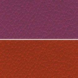 Purple Seat PVC Leather Cloth
