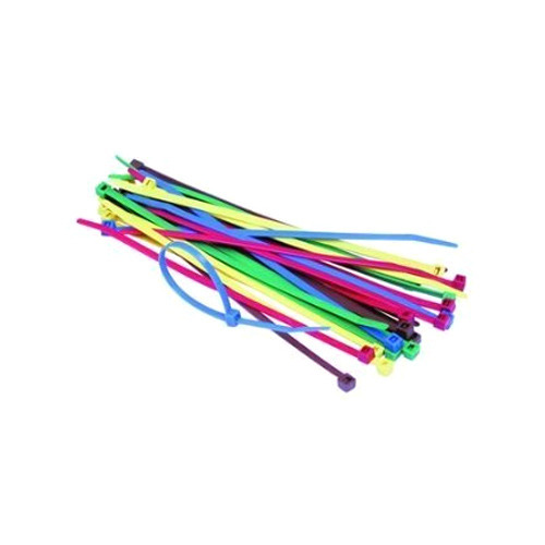 Multi Colored Cable Ties | Shah Enterprises | Wholesale Trader in ...