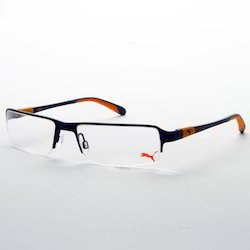 Black Metal Glasses Frame