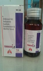 Ambroxol Guaiphenesin & Terbutaline Cough Syrup