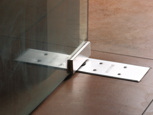 Stainless Steel Floor Hinge Size 3 Thickness 1 6 2